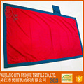 new design custom oem microfiber beach towel with pocket