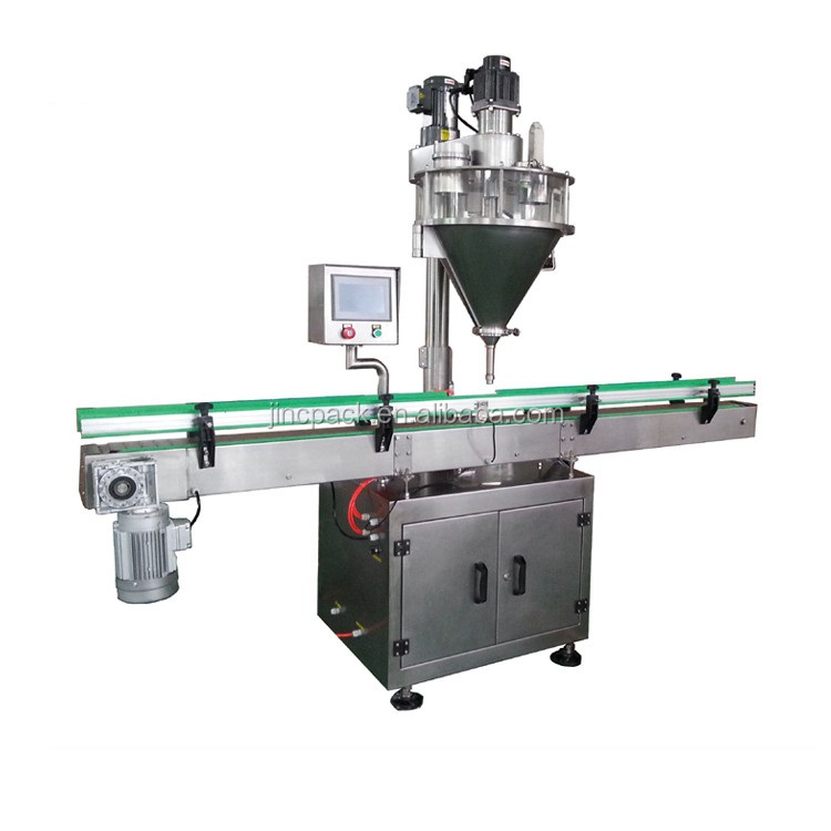 powder filling machine (2)