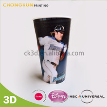 Wholesale Plastic Souvenir Cups