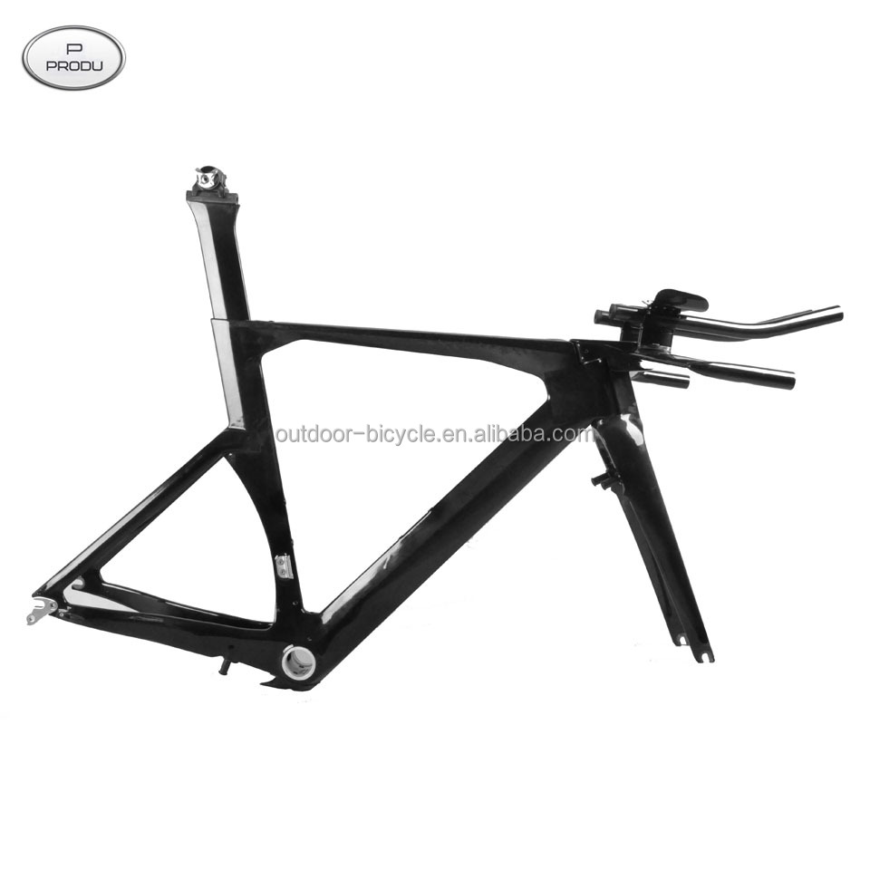 New and durable carbon tt bike frame with high quality&performance