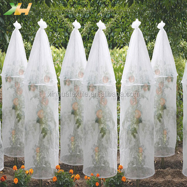White PP Spunbond Nonwoven Fabric for Plant Protection Covers