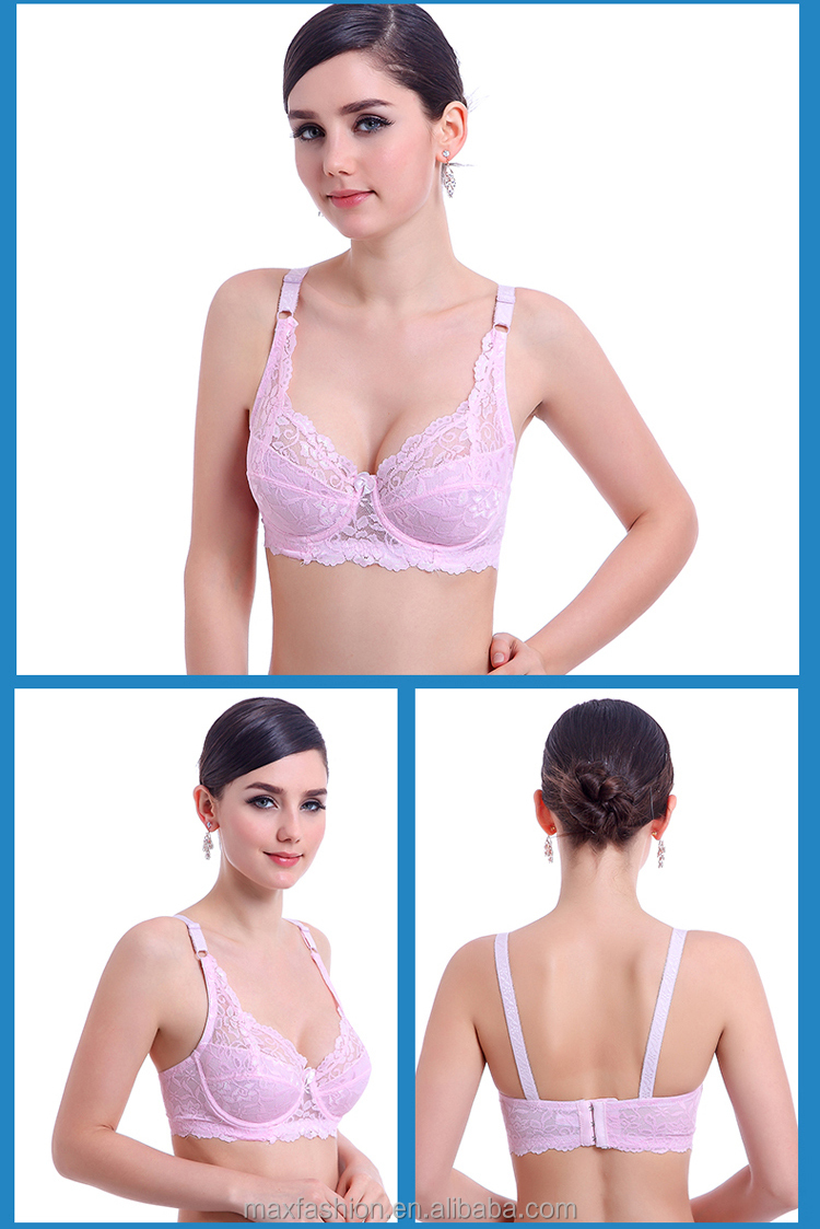 2015 Hot Selling New Design Sexy Gathered Underwear OEM Women sexi girl bra sexy inner wear of ladies