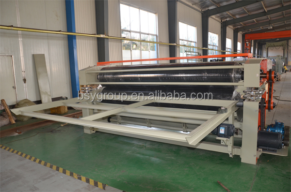 Plywood Production Veneer GLue Spreader