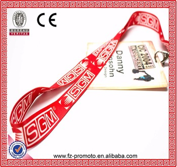 factory direct sale custom logo printing neck lanyard with card holder