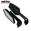 BJ-RM-034 universal mirror motorcycle cruiser chopper side mirror