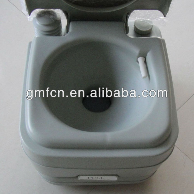 Hot selling 10L 12L 20Lwestern disabled flush hospital portable toilet