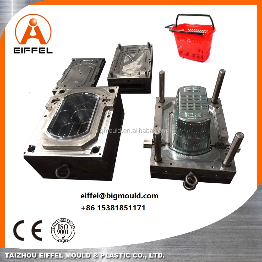 Cheap Injection Plastic Mould Manufacturerof Basket Mold