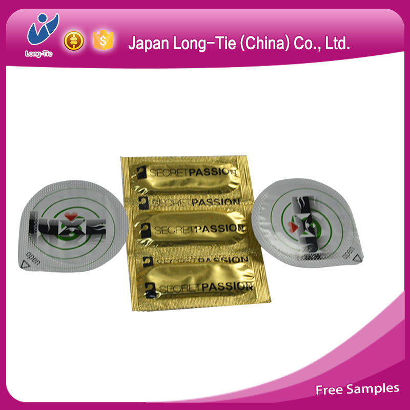 OEM Delay Extra Time Condom in Private Pack from Condom Factory