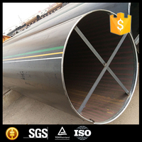 API 5L/ASTM A53/A106/GR.B ERW/LSAW/SSAW welded steel pipe high quality with competitive price