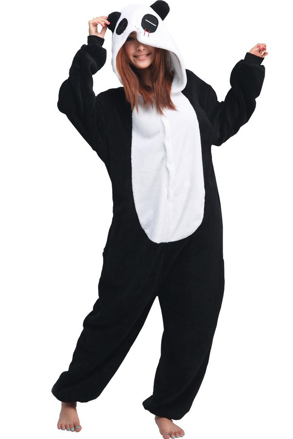 Костюм панды своими руками фото