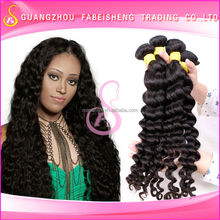 real human Hair extension Should care with Argan Oil Keep Soft, Peruvian Hair Virgin Hair Weft