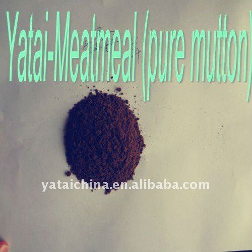 Pure mutton meal with 55% protein