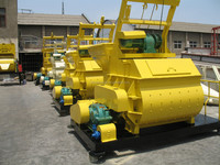 Construction Machinary Concrete Mixing Machine CE Certified JS500(25m3/h)Concrete Mixer Price