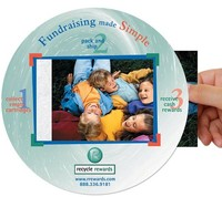 Customized Photo Insert Mouse Pad, Mouse Pad with Photo Inset, Personalize Photo Insert Mouse Pad