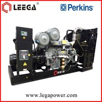 275kva 220kw 250kva 200kw electric generator price water cooled engine 1506A-E88TAG3 made in USA