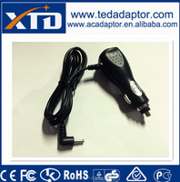 Ce Certified High Standard Grab Your Own Design Car Charger 12V 2A with on off switch