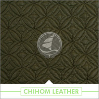 Professional knit fabric manufacturer Eco-friend Luster-free mesh pu leather fabric