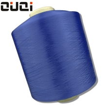 High quality excellent evenness twisted polyester mono yarn