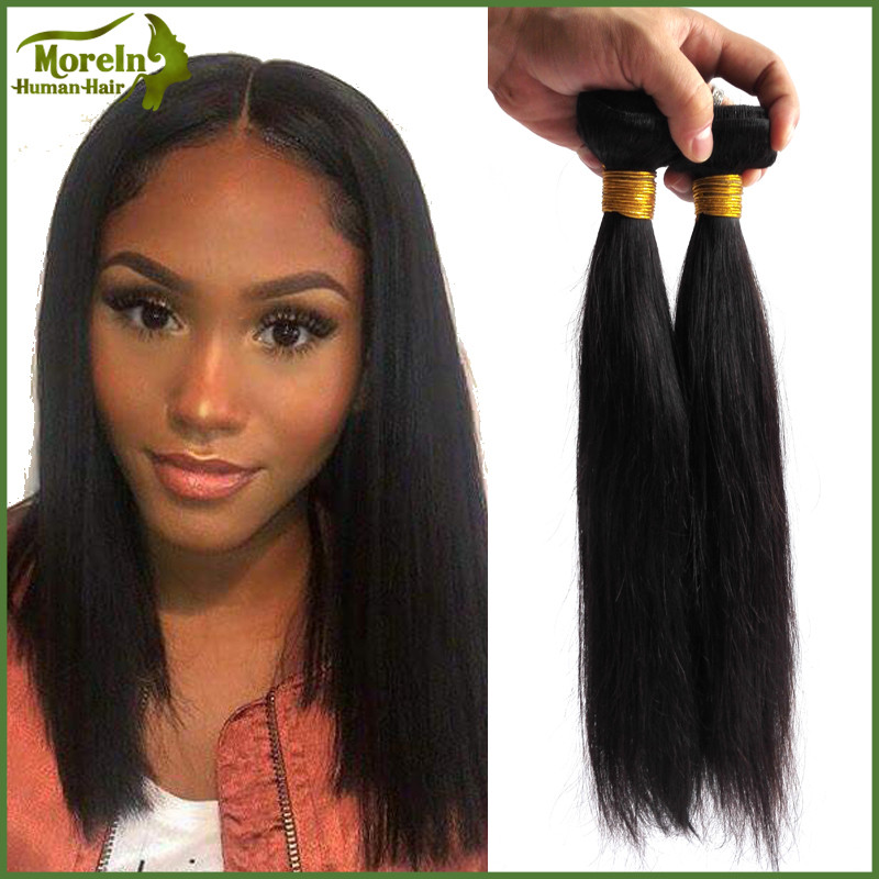 Hot sale Wholesale lace frontal closure silky straight wave bundles human hair