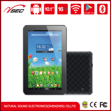 10.1 Inch Quad Core bluetooth Android 4.4 boxchip A33 Tablet pc 5 Point Capacitive Screen Tablet PC Bluetooth 4.0
