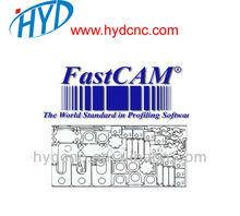 FastCAM professional version nesting software for plasma and flame cuting machine