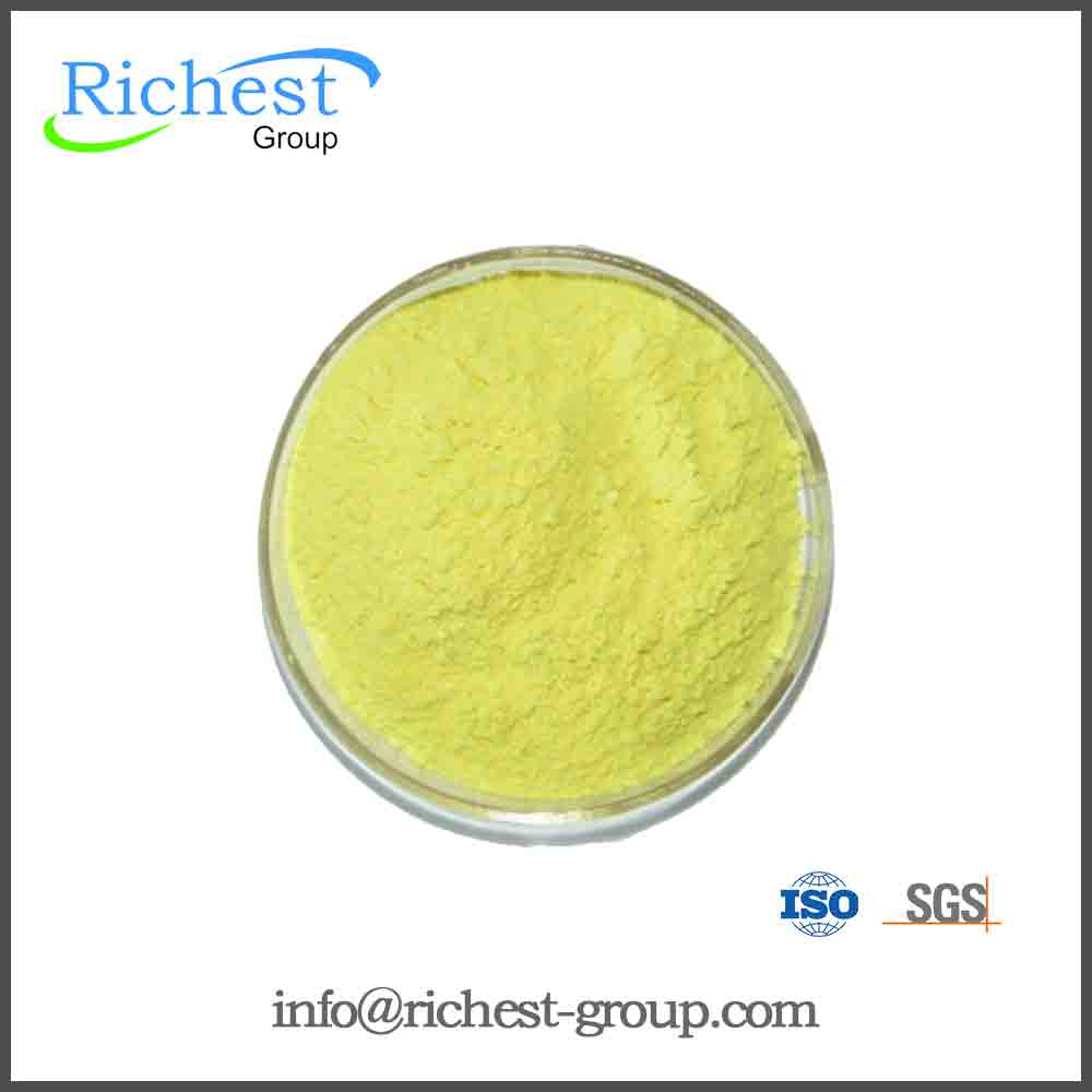 Hot Sale orange yellow color iron oxide with great price