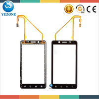 Touch Screen For Motorola XT875 DROID BIONIC Digitizer For Motorola Droid Bionic Targa Touch Screen For X875 Digitizer
