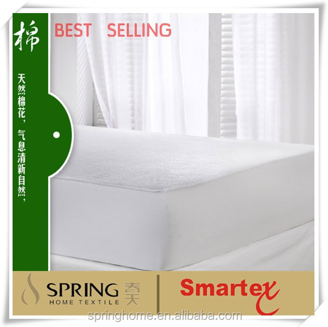 Flannel +TPU Waterproof Mattress Protector/mattress cover