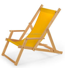 Best selling lightweight easy carry camping folding deck chair