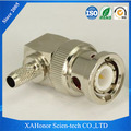 Coaxial cable rf connector bnc connect for RG58