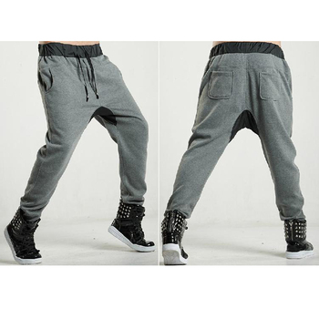 Cheap custom new design comfort plain solid color high quality cotton jogger pants men