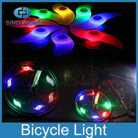 Fashionable decorating bicycle small light bike small waterproof decorative LED bicycle safe light LED bicycle brake light
