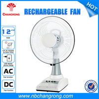 Electric Portable USB Battery Power Solar Rechargeable Fan Price