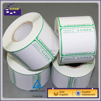 Label Made In China Adhesive Label/Self Adhesive Thermal Label For Your Best Choice