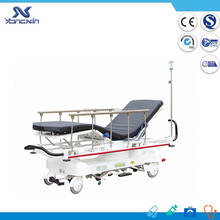YXZ-E4 hospital emergency room patient transfer stretcher trolley with mattress