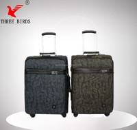 fashion printed unique pu leather kids luggage, vintage pvc car roof luggage carrier, motorcycle rear luggage box
