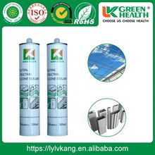Shock Resistance Neutural Structural Duct Silicone Sealant