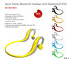 Wholesale Smart Talking Music Headset Headphones Earphones Bluetooth Hat