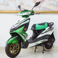 cheap sport electric motorcycle with the digital speed meter 72 V strong power electric scooter
