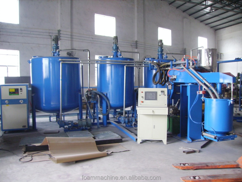 Dongguan cheap price semi- automaic sponge foam making machinery for sale