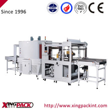 Automatic Heat Shrink Packing Machine for Food & Beverage, Cosmetics and Pharmaceuticals
