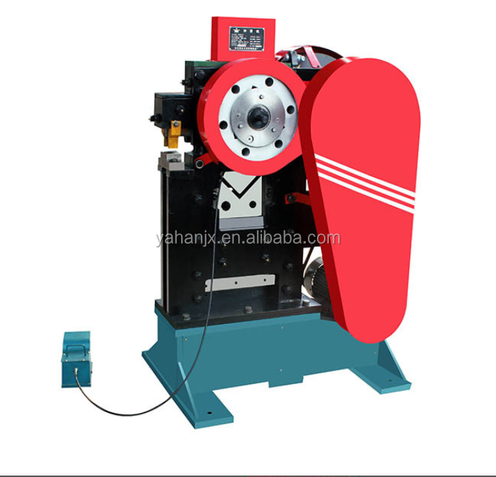 Sheet Metal Roofing Shears Combined Punching And Shearing Machine