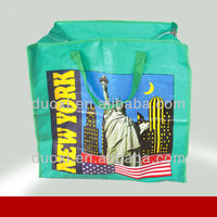 USA wholesale Eco-friendly non woven oversize tote bag 100% manufacturer
