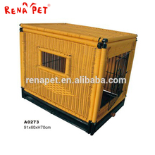 China supplier hot sale metal dog cage pet product commercial dog cage pet cage