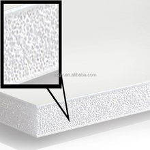 High density Plastic Sheets pvc forex board/PVC foam board