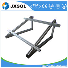 Roof or ground durable mount bracket solar panel stand