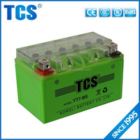 Sealed lead acid 12v 7Ah green gel deep cycle battery
