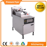 KFC Deep Fryer / French Fries Frying Machine / Fried Chicken Machine