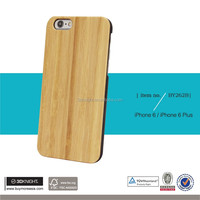 3D Knight Genuine Bamboo DIY Custom Cell Phone For iPhone6 6S,Laser Carved Printing Antique Colored Blank Bamboo Cover Case