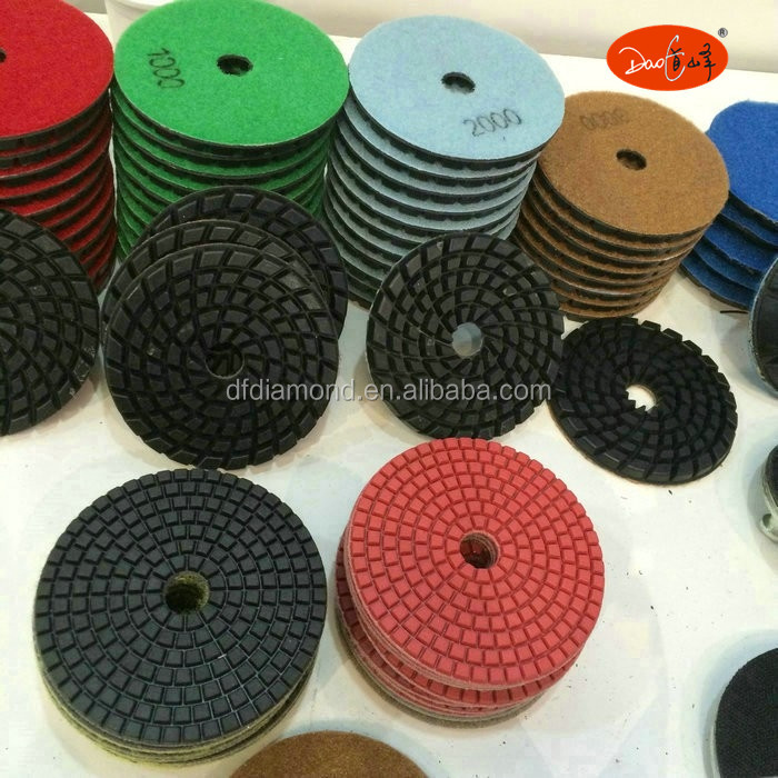 polishing pad/concrete floor polisher/counter machine tools